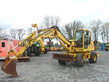 2005 KOMATSU PW 95 wheel excava