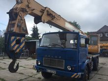 Used Mobile crane in
