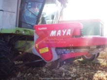 2017 Maya Yunkax maize header