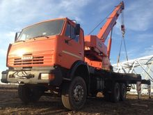 2008 KTA 25 on chassis KAMAZ 65