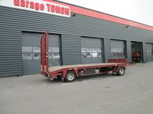 2008 VEREM RPE10D low loader tr