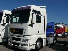 2011 MAN TGX 18.440 XXL tractor