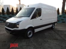 2014 VOLKSWAGEN CRAFTER isother
