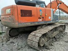 2012 HITACHI ZX240 tracked exca
