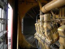 CATERPILLAR 1500KW generator