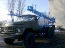 2012 ZIL-131 self-propelled spr