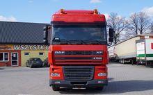 2004 DAF XF 95 380 / 04r / SPRO