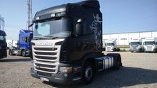 2010 SCANIA G 420 tractor unit