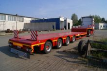 CAMRO CNR40.40 low bed semi-tra