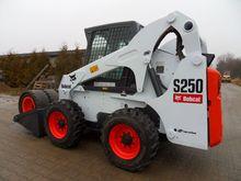 2004 BOBCAT S250 wheel loader