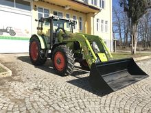 2009 CLAAS CELTIS 456 RX WITH F