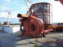 2002 Pedrotti mobile grain drye