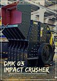 2017 FABO DMK 03 IMPACT CRUSHER