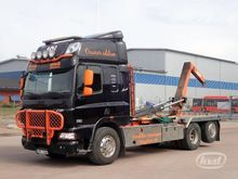 2013 DAF FAN 85.460T hook lift