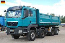 2011 MAN 35.440 dump truck