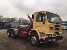 1990 SCANIA H 113H 310 dump tru