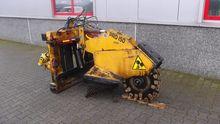 2001 OBM Pro 150 stump cutter