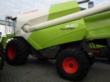 Used 2008 CLAAS Tuca