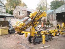 Atlas Copco 4-N2 drilling rig