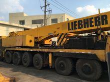Used LIEBHERR LTM-11