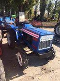 ISEKI TL2100 mini tractor