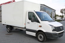 2013 VOLKSWAGEN CRAFTER 2FJE2 2