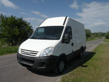 2008 IVECO DAILY 29L10V closed