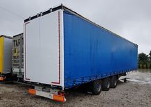 2006 KRONE tilt semi-trailer