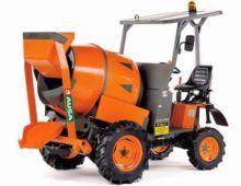 AUSA X 500 RM concrete mixer tr