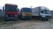 DAF 95 ATI 360km flatbed truck