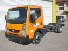 2014 RENAULT MAXITY F241 chassi