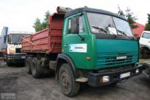2000 KAMAZ 55111 dump truck