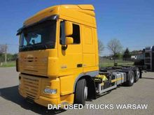 Used 2013 DAF FAR XF
