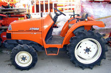KUBOTA X20 saturn mini tractor