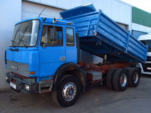 1992 IVECO 260-34 AHW 6x4 MEILL