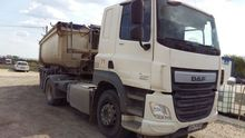 2014 DAF CF 85 460 tractor unit