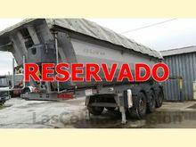 ROJO tipper semi-trailer