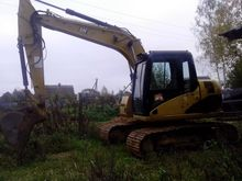 2007 CATERPILLAR 311C tracked e