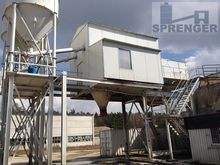LIEBHERR Betomix concrete plant