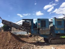 2001 Terex Pegson crushing plan