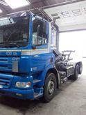 Used 2002 DAF CF85 4
