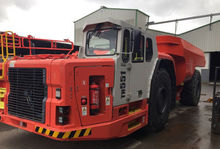 TORO 40D articulated dump truck