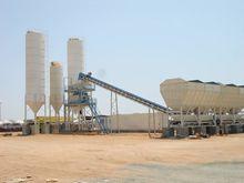 2016 SUMAB T-120 concrete plant