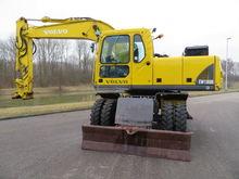 2005 VOLVO EW180B wheel excavat