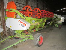 1997 CLAAS C660 reaper