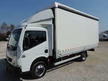 2012 RENAULT Maxity 150 closed