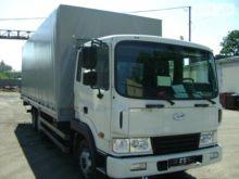 2013 HYUNDAI HD-210 tilt truck