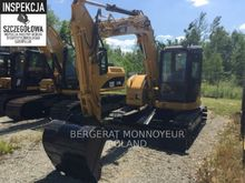 2005 CATERPILLAR 308CCR tracked