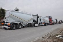 OZGUL cement tank trailer