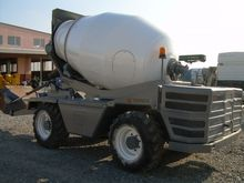 TEREX 2.5 concrete mixer truck